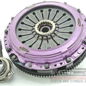 Subaru Impreza GDB/GRB 6 Speed – Xtreme 230mm Organic Rigid Twin Plate Clutch Kit