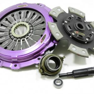 Subaru Impreza GDB/GRB 6 Speed – Xtreme Heavy Duty Sprung Ceramic Clutch Kit (87087050)