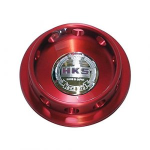 Subaru Impreza – HKS Billet Oil Filler Cap (Red)