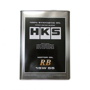 Nissan Skyline – HKS RB Super Oil 15w-55