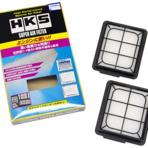 Nissan R35 GTR – NEW HKS Super Hybrid Panel Filter