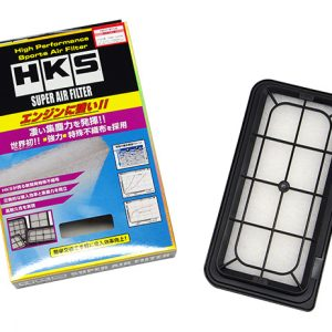 Toyota GT86 / Subaru BRZ – NEW HKS Super Hybrid Panel Filter