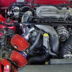 Mazda RX7 – HKS Racing Suction Reloaded Induction Kit (84213100)