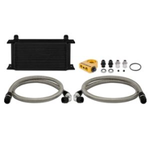 Universal – Mishimoto Oil Cooler Kit, 19 Row