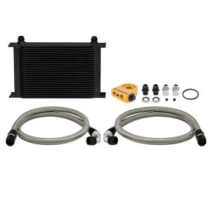 Universal – Mishimoto Oil Cooler Kit, 25 Row (87089120)