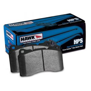 Mitsubishi Evo 5-10 – Hawk Performance Set of Front Ceramic Brake Pads