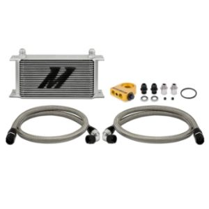 Universal – Mishimoto Oil Cooler Kit, 19 Row (87089120)
