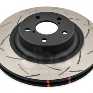 Subaru Impreza GC8 / GDA – DBA T3 4000 Series Pair of Front Brake Discs