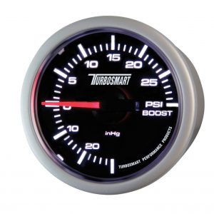 Turbosmart – Boost Gauge 0-30psi 52mm – 2 1/16″ (90268020)