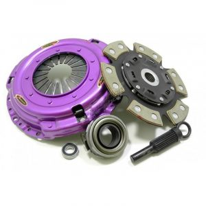 Nissan Skyline R34 GTR – Xtreme 230mm Rigid Ceramic Twin Plate Clutch Kit
