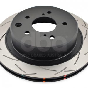 Nissan Skyline R34 GT-T – DBA T3 4000 Series Pair of Rear Brake Discs
