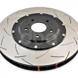 Nissan R35 GTR – DBA T3 5000 Series Pair of Front Brake Discs (Rotor & Bell Only) 380mm