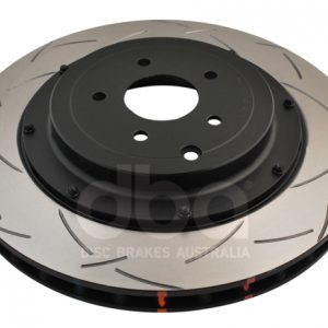 Nissan R35 GTR – DBA T3 5000 Series Pair of Rear Brake Discs (Rotor & Bell Only) 380mm