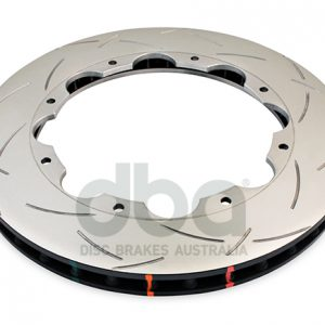 Nissan R35 GTR – DBA T3 5000 Series Pair of Rear Brake Discs (Rotor Only) 380mm