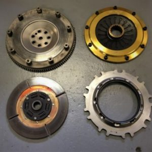 Mitsubishi Evo 4-9 – ORC Single Plate Clutch Kit (87087050)