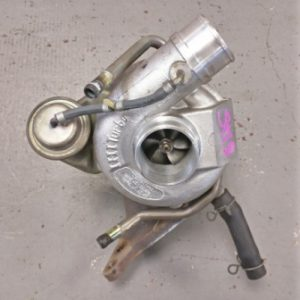 Subaru Impreza GDB – Twin Scroll Turbocharger