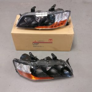 Mitsubishi Evo 8MR – Headlights