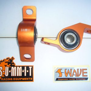 Subaru Forester SG9/ SG5 – Swave & Summit Front Lower Anti-Lift Caster Kit