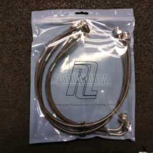 Mitsubishi Evo 7-9 – Racinglines Performance Brake Line Kit