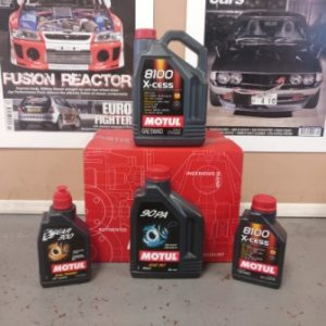 Motul 8100 X-Cess 5W-40 Fully Synthetic Engine Oil – 5 Litres
