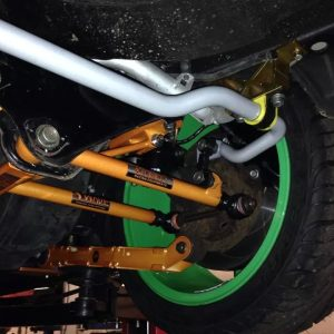 Subaru Forester SG9/SG5 – Swave & Summit Rear Lower Side Trailing Arm with Pillow Ball Bush
