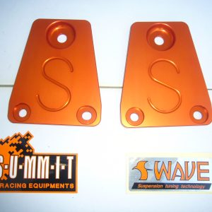 Subaru Impreza GC8 / GF8 – Swave & Summit Rear Lower Subframe Reinforcement Aluminium Forged Bracket