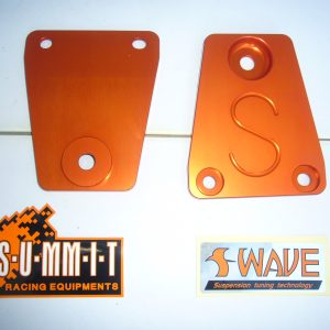 Subaru Impreza GDA / GDB / GGB – Swave & Summit Rear Lower Subframe Reinforcement Aluminium Forged Bracket