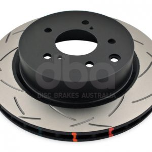 Mitsubishi Evo 4-9 – DBA T2 Street Series Pair of Rear Brake Discs