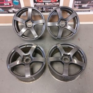 Aftermarket 18″ Grey Alloys