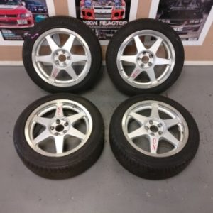 Techocast 16″ Alloy Wheels