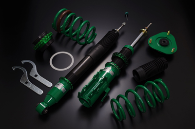 Subaru Impreza GC8 – Tein Flex Z Suspension