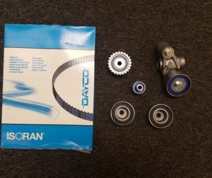 Subaru Impreza GC8 / GDA / GDB / GRB – Dayco Timing Belt Kit