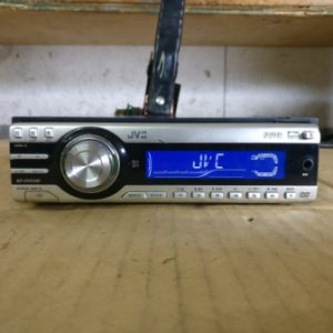 JCV KD-DV5200-S Single Din Head Unit