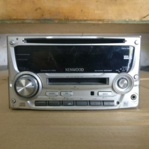 Kenwood DPX-55MDS Double Din Head Unit