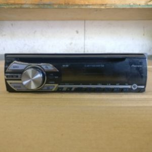 Carrozzeria DEH-380 Single Din Head Unit