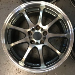 Work Emotion XD9 Alloy Wheels | 5×114.3 | 18″