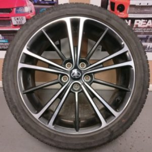 Toyota GT86 – OEM 17″ Alloys
