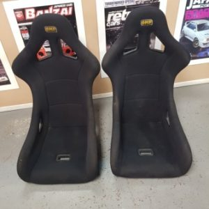 OMP – Pair of Bucket Seats