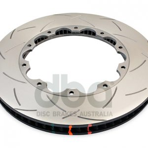 Nissan R35 GTR 2011 – Pair of Front DBA T3 5000 Series (Rotor Only) 390mm