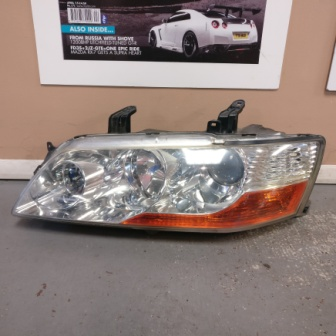 Mitsubishi Evo 7 - OEM Pair of HID Headlights