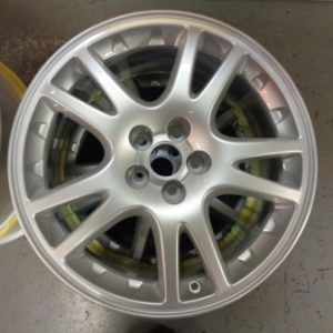 Subaru Impreza GDB V7/8 – OEM Alloy Wheels | 5×100 | 17″ (Refurbished In Silver)