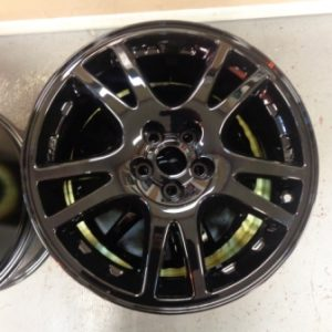Subaru Impreza GDB V7/8 – OEM Alloy Wheels | 5×100 | 17″ (Refurbished In Gloss Black)