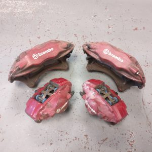 Mitsubishi Evo 5-9 – Set of Brembo Brake Calipers