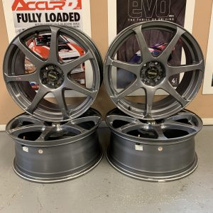 Euro Edition Alloy Wheels | 5×100 | 18″ (87087050)