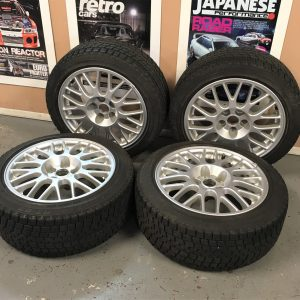 Mitsubishi Evo 7 – Original Alloy Wheels | 5×114.3 | 17″