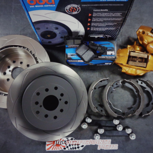 Subaru Impreza GDA – New Rear Brembo Upgrade Conversion Kit