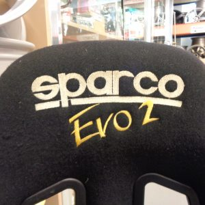 Sparco Evo 2 – Wide Bucket Seat