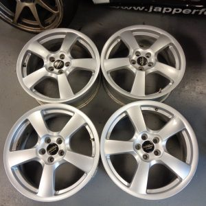 Style Prasivo Duke Alloy Wheels | 5×100 | 17″ (87087050)