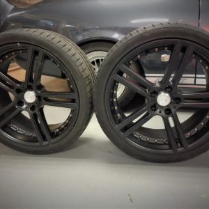 Team Dynamics Alloy Wheels | 5×114.3 | 19″