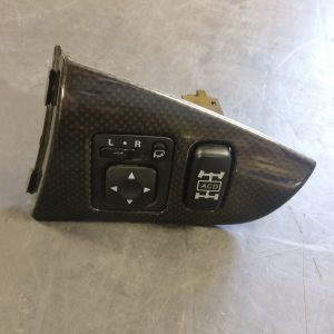 Mitsubishi Evo 8MR/9 – OEM Interior Dashboard Trim